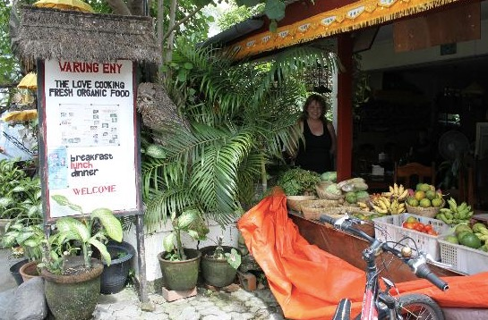 Seminyak villas to rent near warung eny