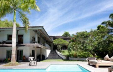 Villa Mathis Merah umalas villas