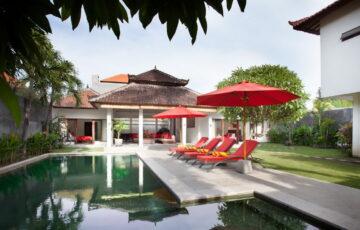 villa alma Legian villas