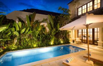 Villa Soleh seminyak villas