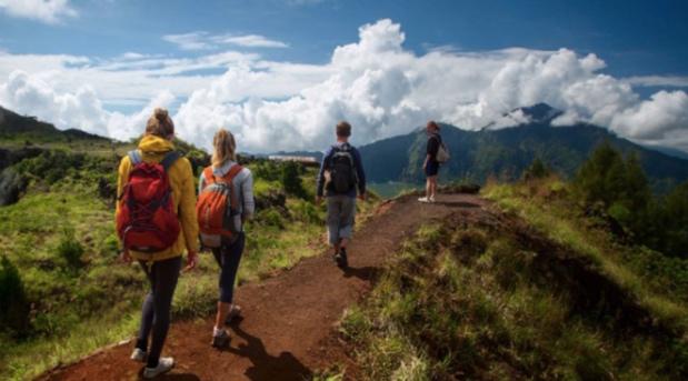 bali treks and hikes - bali villas