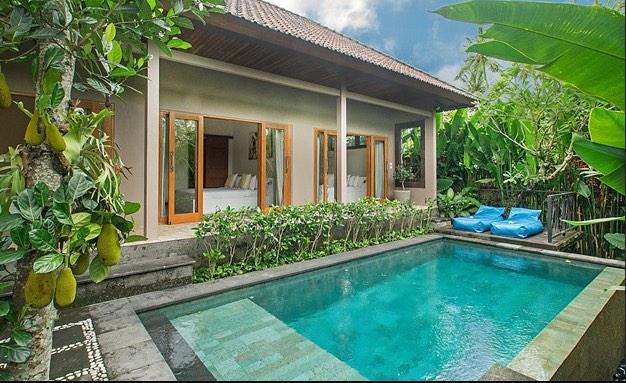 Villa Nangka tabanan villas