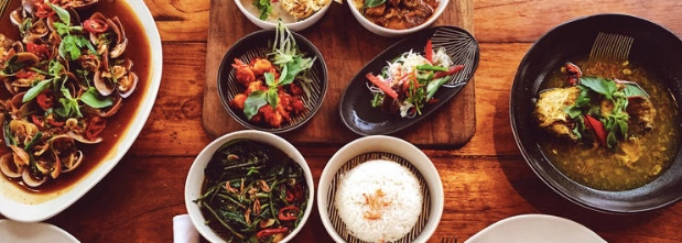 Balinese cooking classes