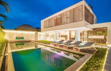 Villa Kamag Seminyak villas
