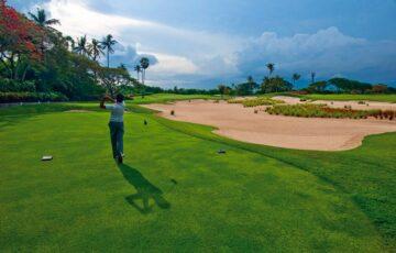 Bali National Golf Club - golfing villas in Bali