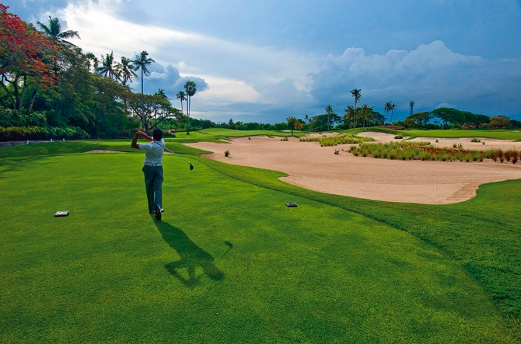 Bali National Golf Club - golfing villas in Bali