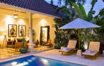 Villa Tsuchi Seminyak villas Bali
