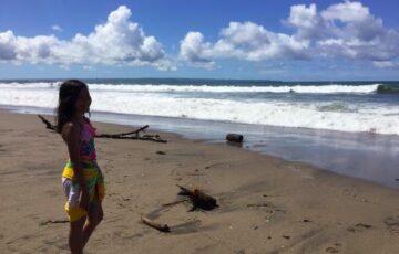 berawa beach in Bali