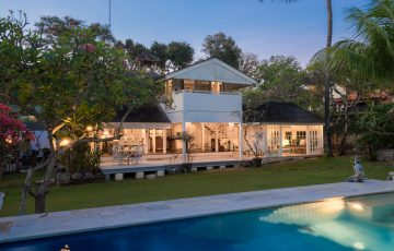 Villa Lunella Seminyak villas