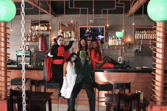 Frankenstein's Laboratory Bali