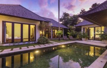 Villa Tiga Mangga Seminyak villas