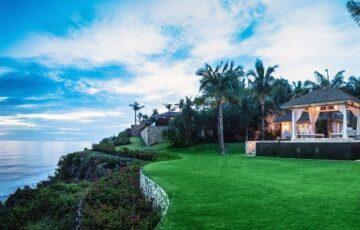 Villa tamarama Ungasan villas ungasan clifftop resort
