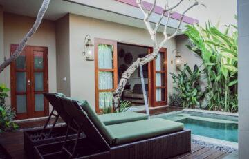 Aria Villas Seminyak villas Bali