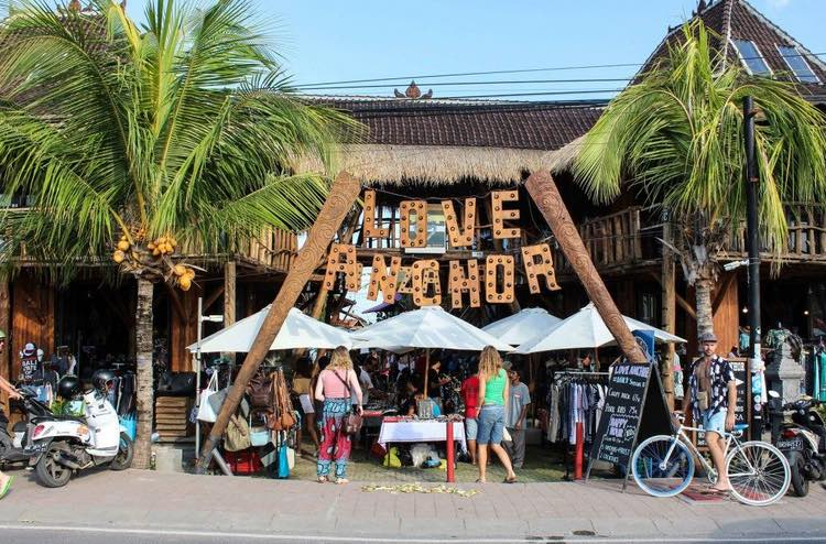 Love Anchor Markets in Canggu