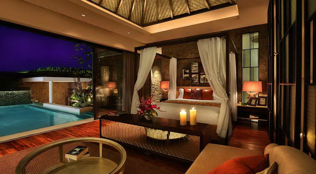 Seminyak villas - Berry Amour Romantic Villas