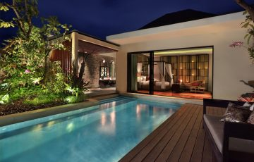 Seminyak villas - Berry Amour Romantic Villas Villa Mystique