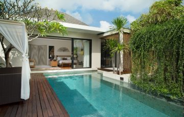 seminyak villas - Berry Amour Romantic Villas (Desire Romantic Villa)