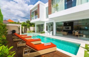 Seminyak villas - villa serenity