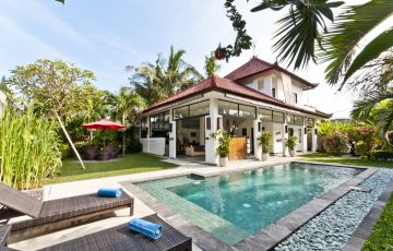 Villa Surga Seminyak villas
