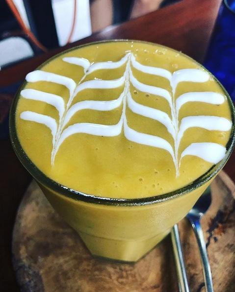 vida cafe canggu bali