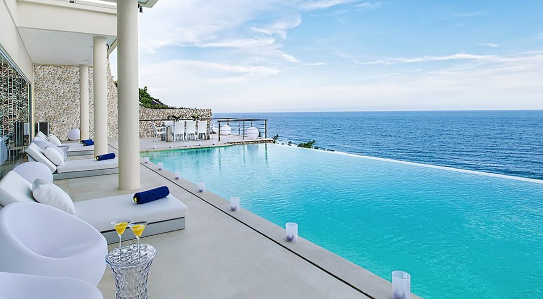 villa grand cliff uluwatu villas
