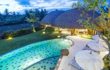 Villa Omah Padi Ubud Villas
