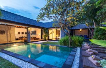 Villa Anjali Blue Seminyak villas