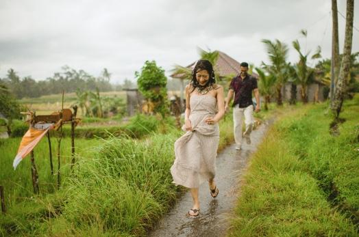 bali villa holidays - rainy season