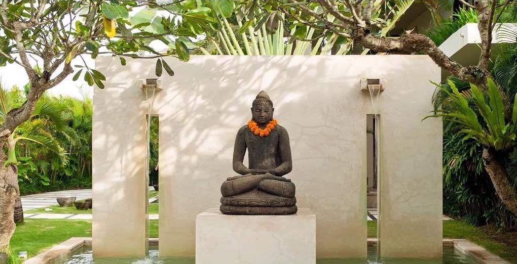 yoga retreats bali villa shalimar
