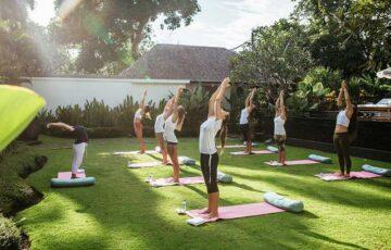 bali yoga villa retreats - bali villa escapes