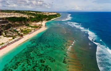 Villas for rent near Pandawa Beach Bali