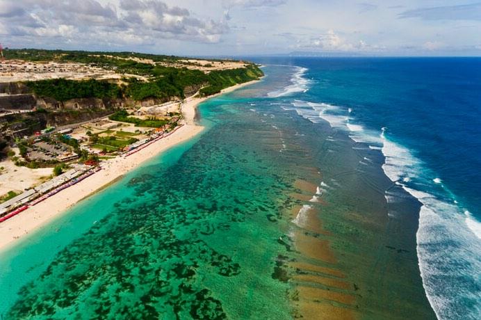 Villas for rent near Pandawa Beach Bali