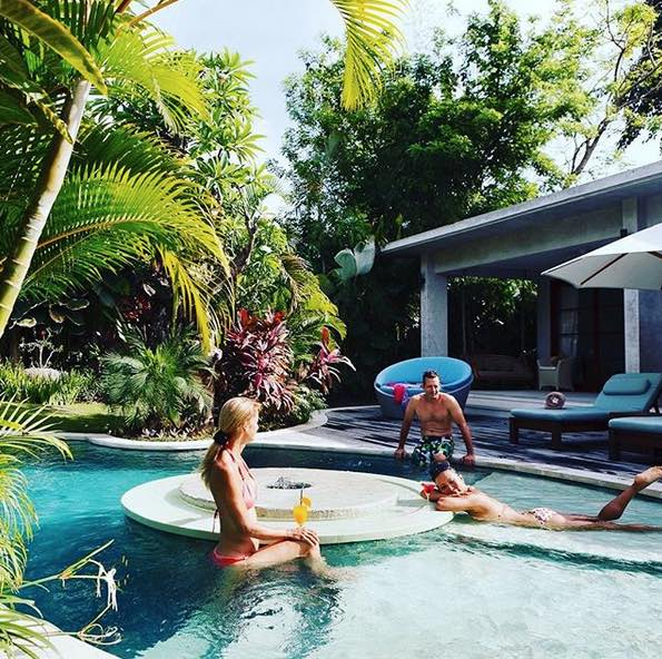 bali villas without kids - villa lataliana