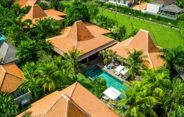 Villa Desa Roro canggu villas