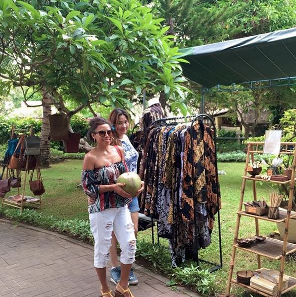 hipster markets in bali