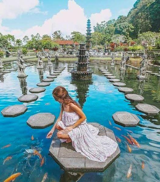 Tirta Gangga Water Palace bali - things to do east coast of bali