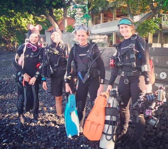 diving tulumben bali