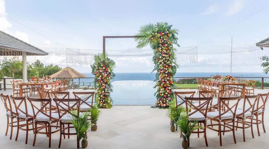 villa bale agung bali - wedding villas bali