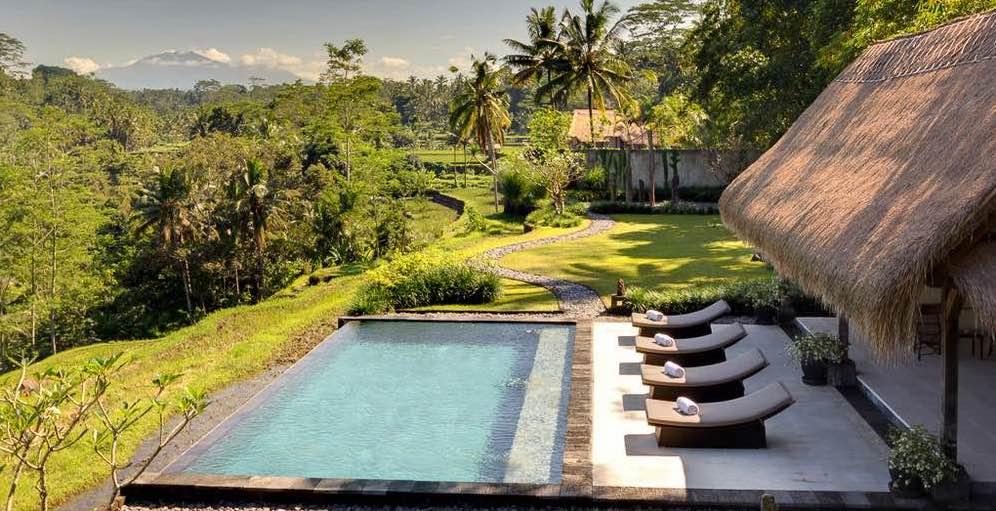 family friendly villas ubud villa kelusa