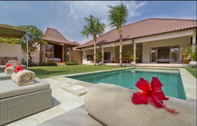 seminyak villas near Jalan Mertanadi - villa sahana