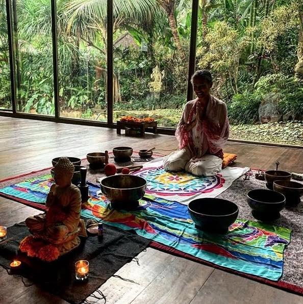 the yoga barn ubud, bali