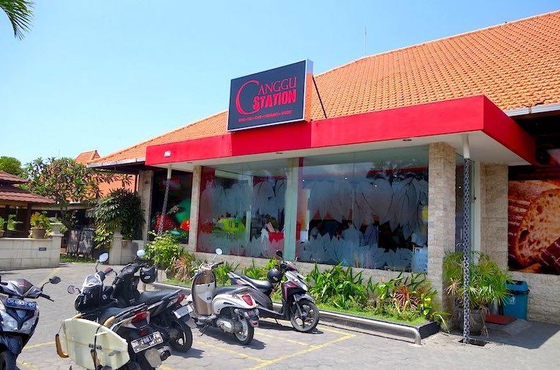where to buy groceroes in canggu - canggu station