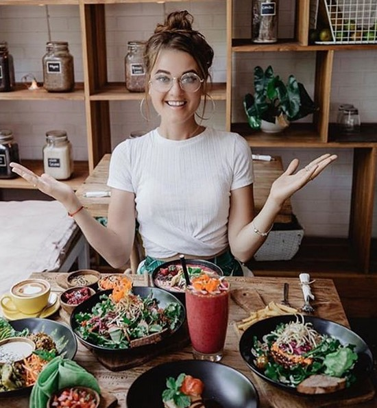 Two tress eatery best cafes in canggu