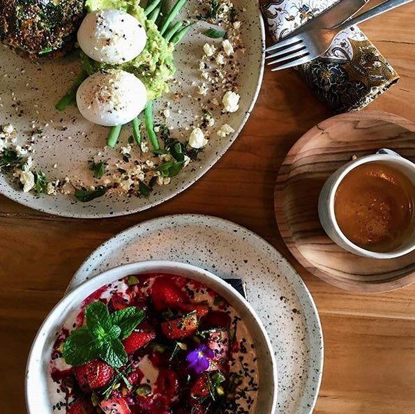 quince best cafes in berawa, canggu