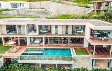 Villa Selong Selo Lombok villas