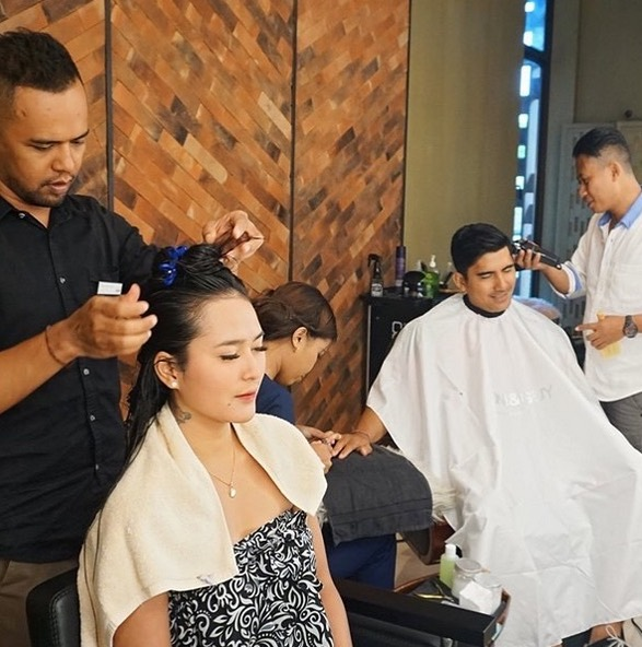 best hair salons in bali