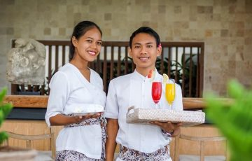 bali corporate event villas