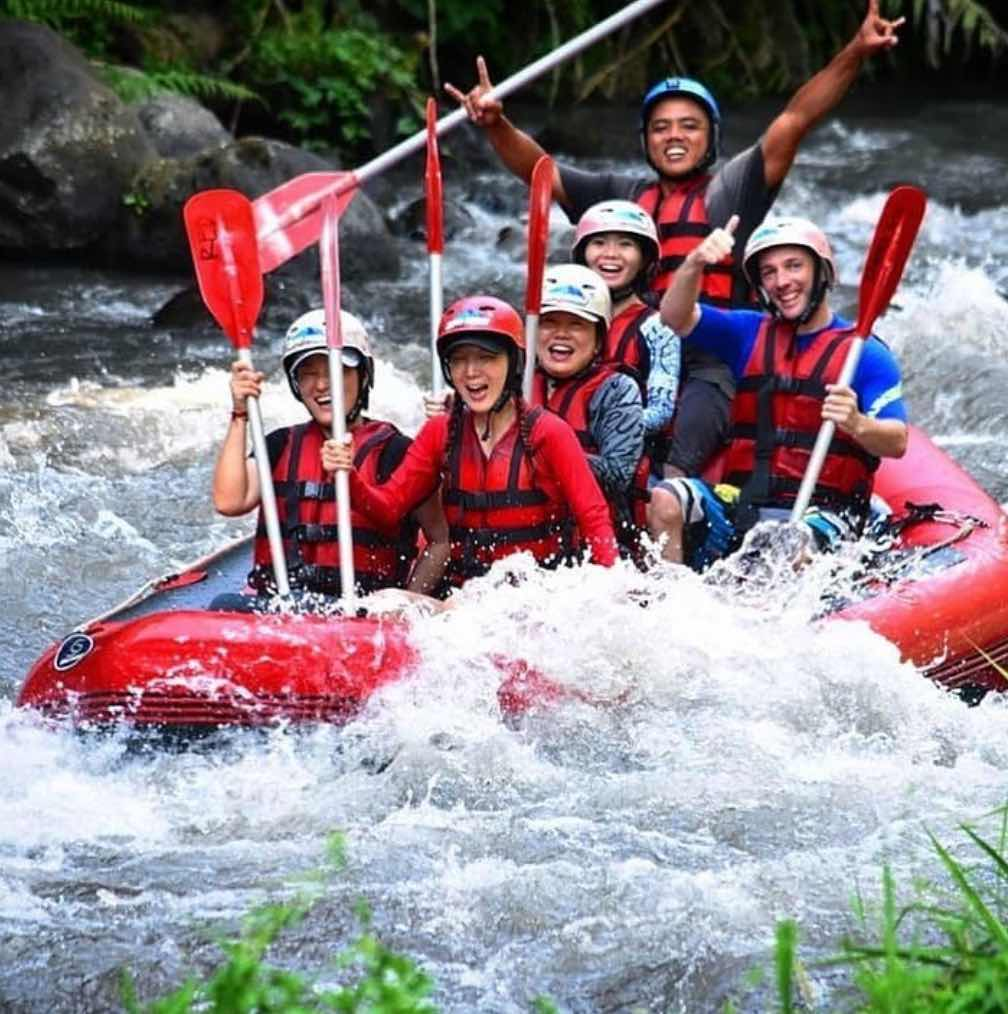 best tours bali ayung white water rafting