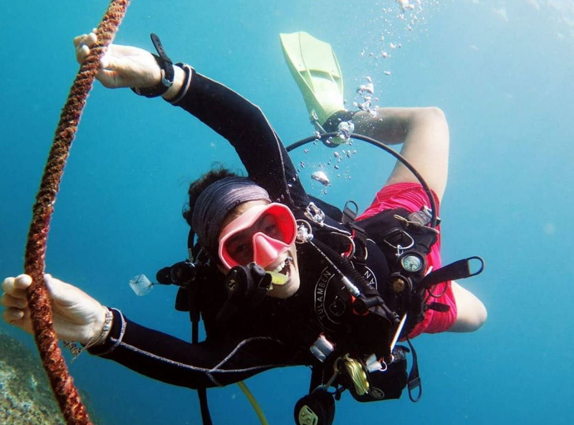 diving in amed best tours bali