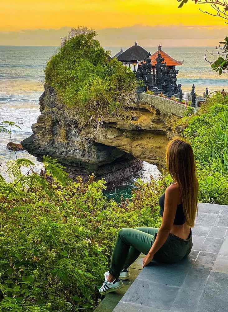 tours bali tanah lot temple